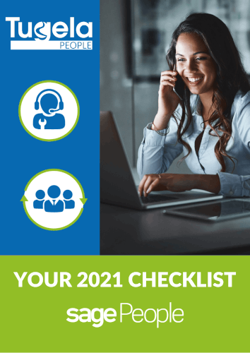 Your Sage People 2021 Checklist. Learn more