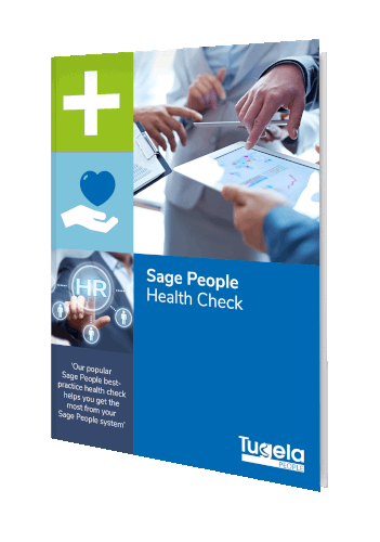 Sage People Health Check by Tugela People Managed Services. Learn more.